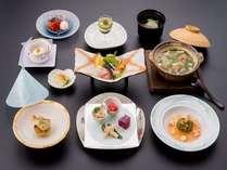 【隨縁亭】伝統の琉球料理と日本料理が融合した、独創的な和琉会席 ※前日までの完全予約制(イメージ)