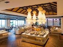 【シーフォレスト】沖縄料理をはじめ、国際色豊かな料理が楽しめるビュッフェレストラン