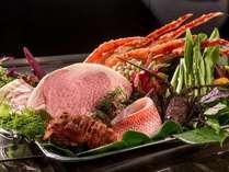 【鉄板焼 神戸】厳選の琉球食材を、パノラマビューとともにご堪能ください(イメージ)