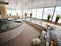 10階男女別展望大浴場(ジャグジーは男湯のみ)