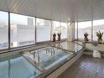 ◇展望大浴場 男湯◇17:00~24:00 朝5:00~9:30入浴可 日の出も綺麗です!