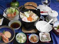 【二食付】日本料理に舌鼓!四季の食材を使った和御膳を召し上がれ