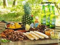 *【RicoRicoBBQ】タコス、ブリスケット、ワカモレなど、異国風BBQを堪能!