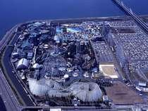 ナガシマスリゾートまでは車で約15分!名古屋から車で30分、大阪からも意外と近い