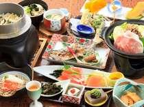 【夕食一例】会席膳