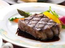 150gの豊後牛サーロインステーキ