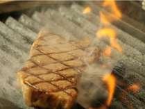 精肉店直営自慢の豊後牛サーロインステーキ