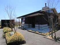 敷地内に併設られた「久住高原牛ステーキハウスヒルズ」ランチ営業をしています。