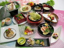 料理例 アップグレード(春)