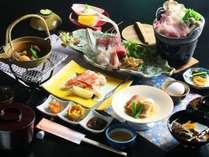 【お料理~出陣~】旬の海鮮料理がお楽しみいただけます