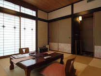 落ち着いた雰囲気の和室(写真は一例です)