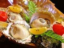 【夏季限定】 常磐沖特産!岩ガキプラン♪♪~夏の旬を食べつくそう!≪夕食お部屋出し≫