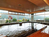 展望台浴場<朝湯がとっても気持ちいい!と好評です。>