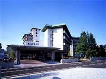 *【外観】ようこそ、天童グランドホテル舞鶴荘へ!