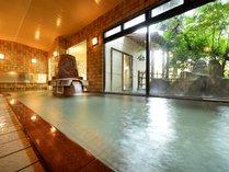*大浴場(女性)/旅の疲れをやさしくほぐしてくれます。