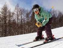 楽しいスキー!