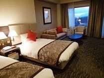 【最上階】ラグジュアリーツインルfーム(磐梯山ビュー)上質な大人リゾートステイをどうぞ・・・