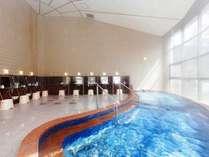 開放感のある温泉大浴場『ぶなの湯』(5:00~24:00)