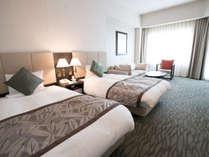 【最上階】ラグジュアリーツインルーム(磐梯山ビュー)上質な大人リゾートステイをどうぞ・・・