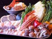 東東北各地の食材を楽しむ 冬の味覚 よくばりバイキング