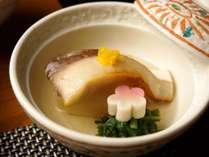 日本料理会席(イメージ)寒ブリ大根