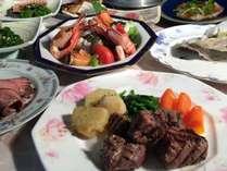 【1泊限定】和洋よくばり会席プラン◆2食付◆