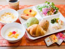 【LOHAS無料健康朝食】 日替わりメニュー・和洋折衷