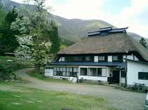 民宿 上屋敷