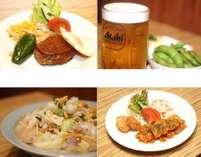 夕食メニュー(一例)レストラン大蔵:各種定食や居酒屋メニューもございます☆