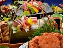 【夕食】極みプラン料理イメージ