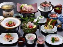 【夕食 和洋】料理イメージ