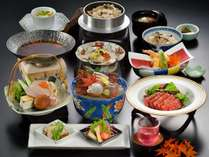 【夕食 和洋】料理一例