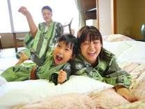 【和室】広々とした和室はお子様も大喜び♪