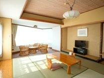 和室 広縁付の一例