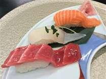 『極み寿司』付 1泊2食バイキング(90分飲み放題)