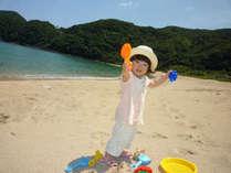 日本海の夏!6歳以下一人無料☆家族応援プラン☆