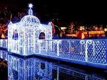 ★警固公園★クリスマスには有名なイルミネーションが煌く(徒歩5分)