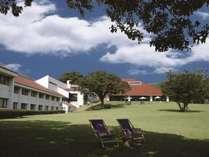 豊かな自然に囲まれた「箱根ハイランドホテル」