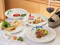 【スタンダード】薪火焼き料理をご堪能『ラ・フォーレプラン』夕・朝食付き
