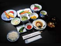 *【夕食例】手作りのお食事にほっこり♪ぜひご賞味下さい。