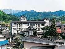 吾妻荘外観風景
