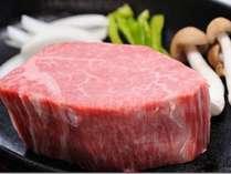 日本3大和牛 米沢牛のステーキ