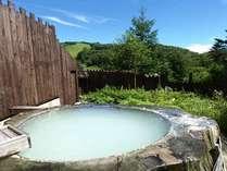 露天風呂から見る景色