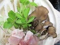 ◆ご当地鍋プラン◆【きりたんぽ鍋】付ふけの湯式薬膳料理プラン!秋田に来たら食っててけれぇ~♪