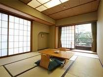 【和室10畳】お部屋の場所によって若干趣が異なる場合がございます(イメージ/376号室)