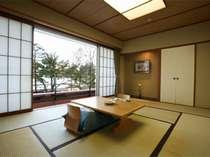【和室10畳】静かな佇まいの和室です。葉山側に面したお部屋のイメージ(イメージ/373号室)