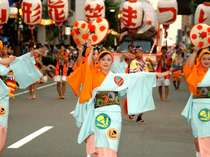 【3日間限定】米沢牛も堪能!花笠祭りサポートプラン