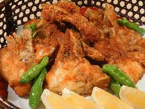 【とりわけ膳】お寿司、さざえ、鯛のかま揚げ、肉蕎麦、グラタン、古窯特製窯プリンなど