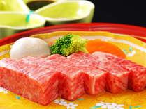 【米沢牛ステーキプラン】不動の人気No1。そのとろけるような食感たるや美味しさの極み。