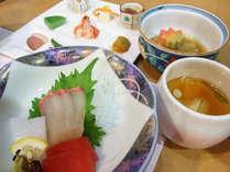*【夕食一例】季節毎に旬の食材を使った創作会席。
